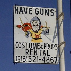 Have Guns Will Rent Kansas City Kansas KCK